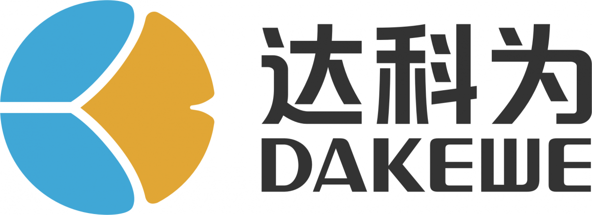Dakewe logo